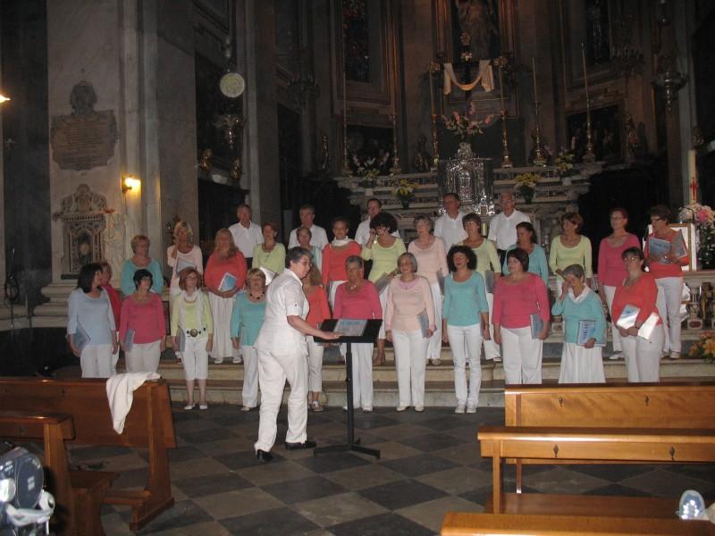 Concert à l'Eglise St Jean Baptiste de Bastia
