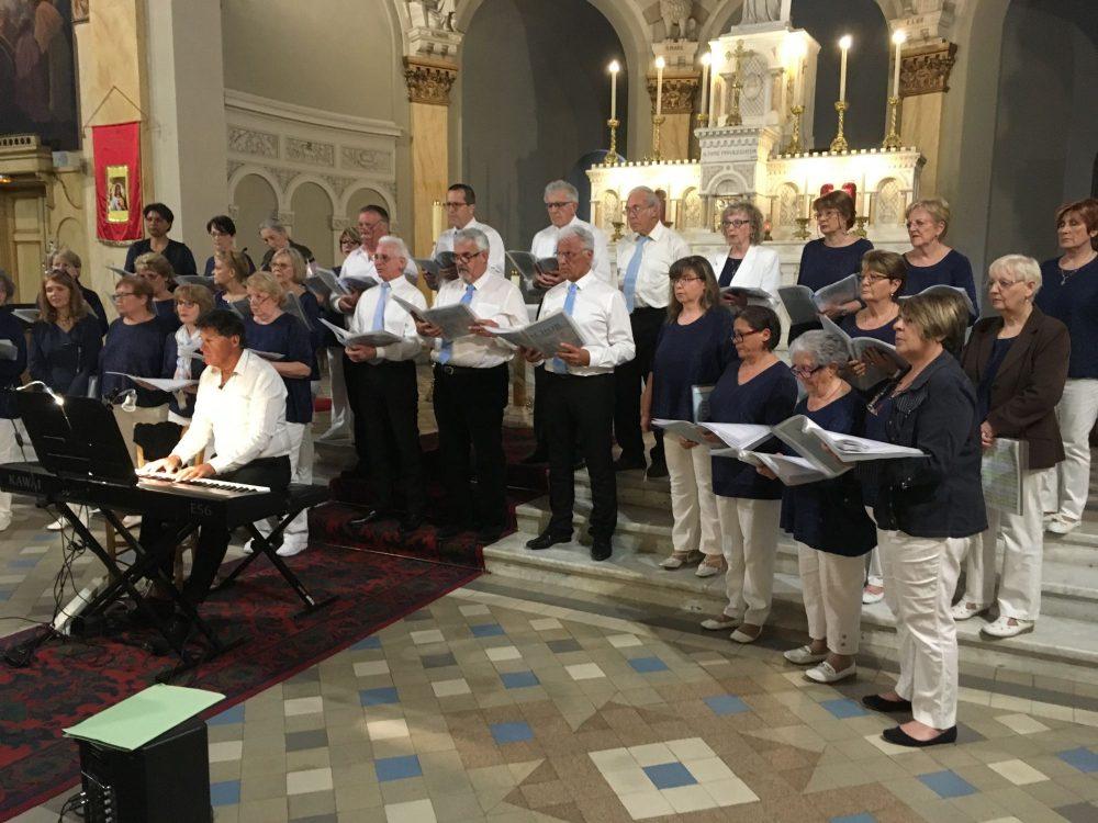 Menton-Festival chants sacrés