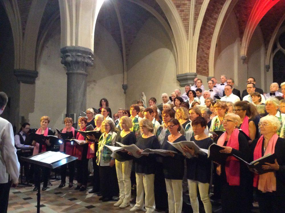 Mai 2017-Concert à Nandrin