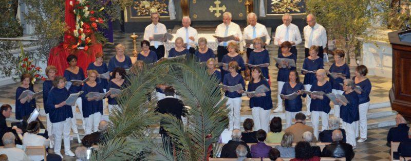 1er Festival de Printemps à l'église du Vœu de Nice - avril 2018