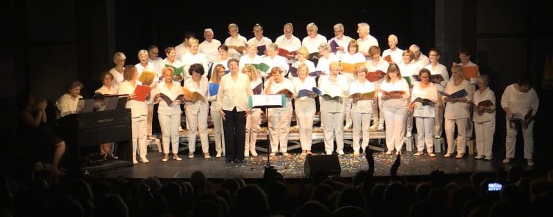 60 ans de Nikaïachor au Théâtre Francis Gag